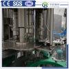 Água potável filtrada e água mineral de enchimento de lavar o nivelamento da máquina monobloco