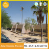 Por encargo todos potencia solar solar de la iluminación de las luces de calle del color LED
