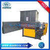 Máquina de destruição de eixo único industriais para materiais de limpeza