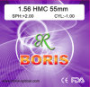 объектив одиночного зрения 55mm Hmc 1.56 оптически