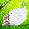 C37 240lm 560lm Lighting Bulb met RoHS Ce SAA UL