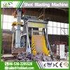 Резиновые/ стальной ленты автоматическая загрузка и разгрузка абразивные Blast очистка оборудования/изготовителя машины