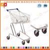 Qualitäts-Metallsupermarkt-Einkaufen-Karren-Laufkatze (ZHt275)