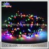 クリスマスの装飾ライト多色刷りULのプラグの装飾は結婚式ULの標準休日ライトストリングライトのための5mmストリングライトをつける