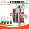 Автоматический минерал/очистил машину для прикрепления этикеток втулки Shrink бутылки воды