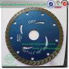 V Lâmina-v Cut Diamond Blade de Groove Circular Saw para Stone Cutting e Grooving