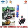 Vérin hydraulique et le système d'équipement pour camion-benne