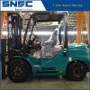 중국 단단한 타이어를 가진 최신 판매 3ton 디젤 엔진 포크리프트