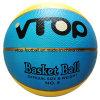 Riga giocattoli di gomma dell'oro dei due comitati di colore 8 di pallacanestro per la promozione