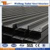 Purlin d'acciaio galvanizzato caldo di costruzione prefabbricata