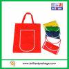 Molti colorano i sacchetti di acquisto pieganti non tessuti