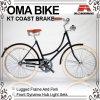 26Lugged luz dinamo de bicicleta Holandesa (ías-2633S)