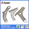 Precisión de la hoja de metal que estampa las piezas para el brazo automotor de encargo