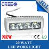 20W Mini CREE LED Light Bar voor Marine Boat