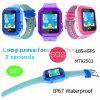 Sos enfants de regarder avec Smart GPS Tracker 1.22''écran tactile D27