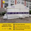 barraca ao ar livre da conferência de 20X15m com os Sidewalls brancos do PVC