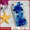 Преодоление зыбучих песков новоприбывших Блестящие цветные лаки жидкость мобильного телефона чехол для iPhone