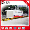 20FT / 40FT Single / Double Anti-Explosion Skid Mounted Fuel Station Mobile Fuel Station