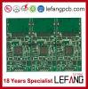 18 ans du contrat LF-HASL de carte de constructeur de panneau