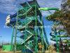 Grosse Wasser-Park-Fiberglas-Wasser-Plättchen
