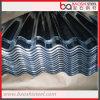 Azulejo de azotea/hoja de acero acanalados galvanizados sumergidos calientes del material para techos