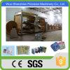 Paquete de papel automático completo estándar de SGS que hace la máquina