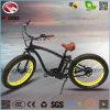 Bicicletta elettrica della spiaggia del motore della bici del motorino grasso potente della gomma