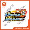 Máquina de juego del cazador de los pescados del monstruo del océano