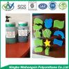Pasta da cor verde para a espuma de poliuretano Tdi Mdi