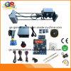 De Uitrusting van de Machine van de Klauw van de Kraan van de Arcade van het Spel van het Stuk speelgoed van de Klauw van Maleisië met Delen