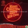 30cm signo acrílico LED DE 12V de la luz de la decoración de Navidad Zhongshan Xiaolan DIY ligeros para uso en interiores/Outdor
