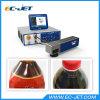 Imprimante laser de fibre d'impression de Digitals de machine de codage de date d'expiration (CEE-laser)