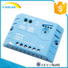 Contrôleur/régulateur solaires 12V/24V 10A pour le système solaire Ls1024e