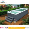 Nuevo SPA de natación al aire libre 6 metros de Jardín Piscina