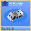 La main Xc-B2452 usine la bride fixe par salle de bains du matériau en alliage de zinc