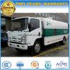 Reinigungs-LKW der Isuzu 4*2 Vakuumkehrmaschine-Straßen-5m3