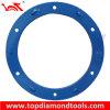 分解の単一の列PCDの粉砕のコップの車輪のリング