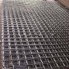 Rete metallica saldata costolata della barra d'acciaio
