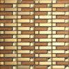 Mosaico de cristal de oro del arte de la decoración casera (VMW3905)