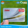 Carte d'adhésion à la rayure magnétique en PVC / carte d'identité avec code à barres