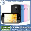 4 인치 Mtk6572 Dual Core Dual SIM Phone 중국 Cheap 3G Mobile (H30)
