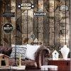 Het houten Behang van de Muurschildering van de Woonkamer van de Stijl