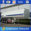 3개의 차축 트레일러 45000 리터 연료유 유조 트럭