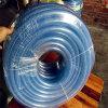 Effacer le boyau tressé en nylon renforcé de fil de PVC de boyau de l'eau