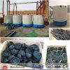 Buona fornace funzionante di carbonizzazione delle coperture della noce di cocco