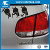 Autoadesivo popolare poco costoso della decalcomania del corpo del motociclo dell'automobile del PVC dell'autoadesivo del corpo