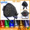 LED 18PCS*10W RGBW 4in1 PAR Light Stage Lighting