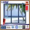 Materiale da costruzione inclinato alluminio della finestra di vetro