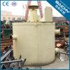 El tanque de mezcla del mineral de plata
