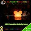 Wireless impermeable coloridas mariposas decorativas LED Lámpara